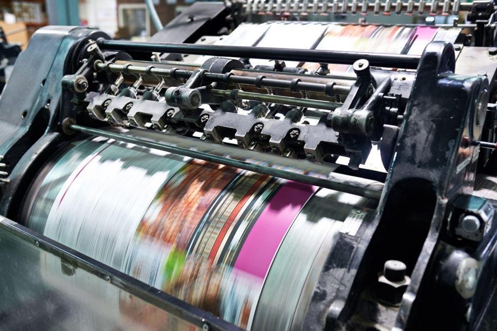 Jakimi metodami można uszlachetnić druk?